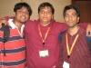 Mayank, Shreyas and Sreekant Nandakumar
