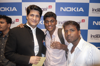Rajiv Makhni and Hari Maurya