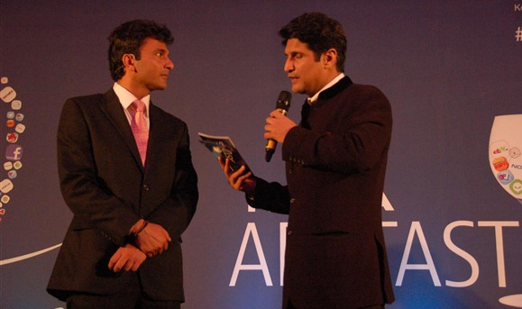 Rajiv Makhni and Vikas Khanna